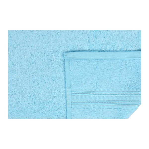 Jasnoniebieski ręcznik Lavinya,50x90cm