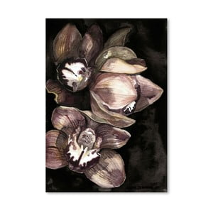 Plakat Americanflat Rusted Orchid by Claudia Libenberg, 30x42 cm