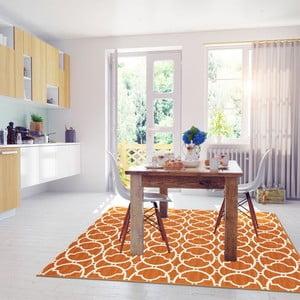 Wytrzymały dywan odpowiedni na zewnątrz Floorita Interlaced, 133x190 cm