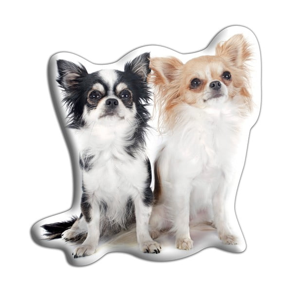 Poduszeczka Adorable Cushions Dwie Chihuahuy