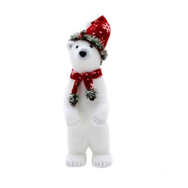 Dekoracja Polar Bear, 45 cm