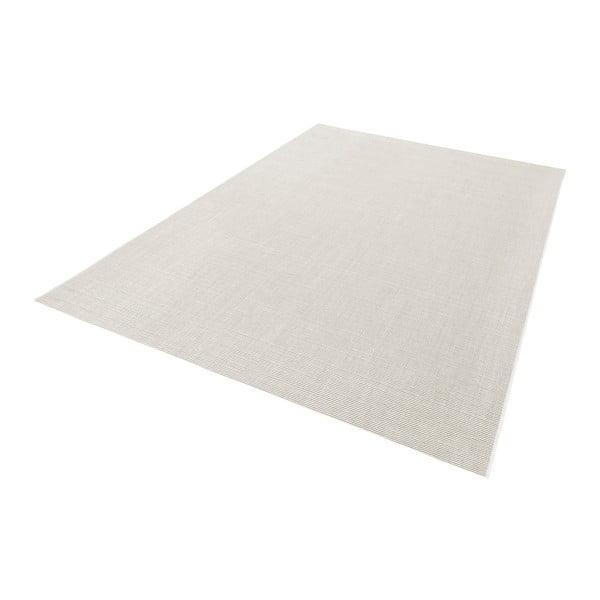 Kremowy dywan Meadow, 200x290cm