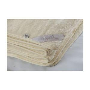 Koc wełniany Royal Dream Cashmere, 220x200 cm