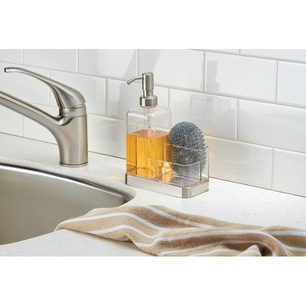Pojemnik na gąbki i detergent InterDesign Forma
