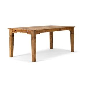 Stół do jadalni z drewna palisandrowego SOB, 140x90 cm