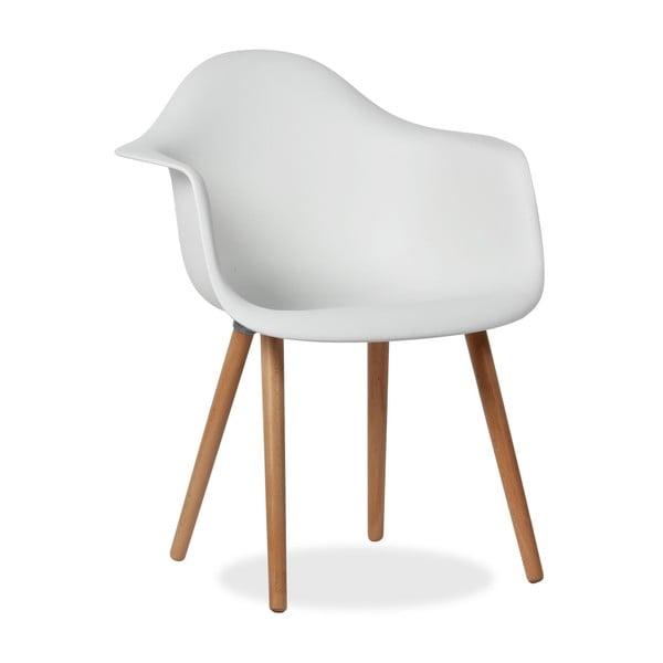 Krzesło Dimero Simple Legs Pure White