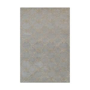 Dywan Miami Soft Light Blue/Silver, 153x244 cm