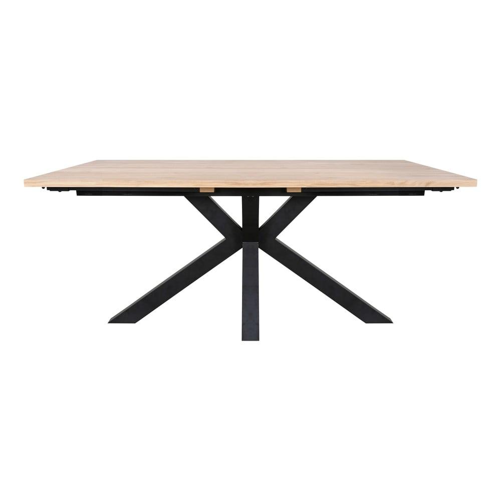 Stół z czarnymi nogami Canett Maison