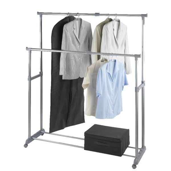 Rozkładany wieszak na ubrania Gostis