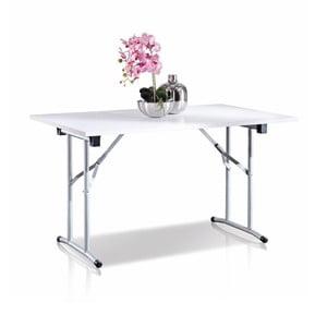 Biały stół składany Terraneo