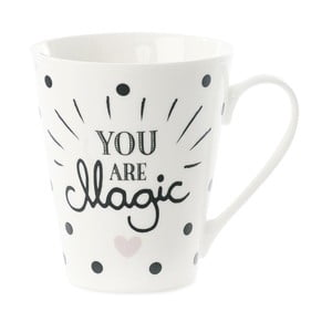 Kubek porcelanowy Miss Étoile Coffee You Are Magic
