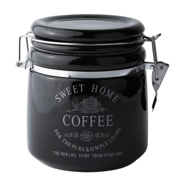 Ceramiczny pojemnik z zamknięciem Sweet Home Coffee