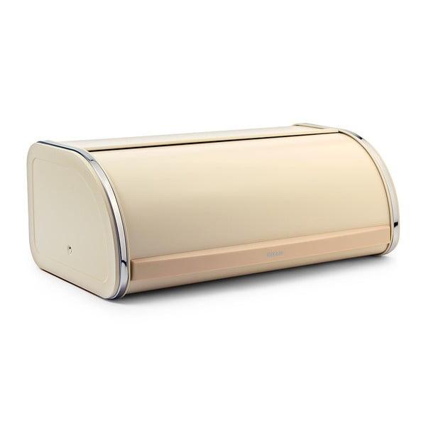 Beżowy pojemnik na chleb Brabantia Roll Top