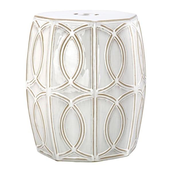 Stolik ceramiczny Fiona Antique