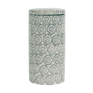 Zielony pojemnik Blossom Fluff 20 cm