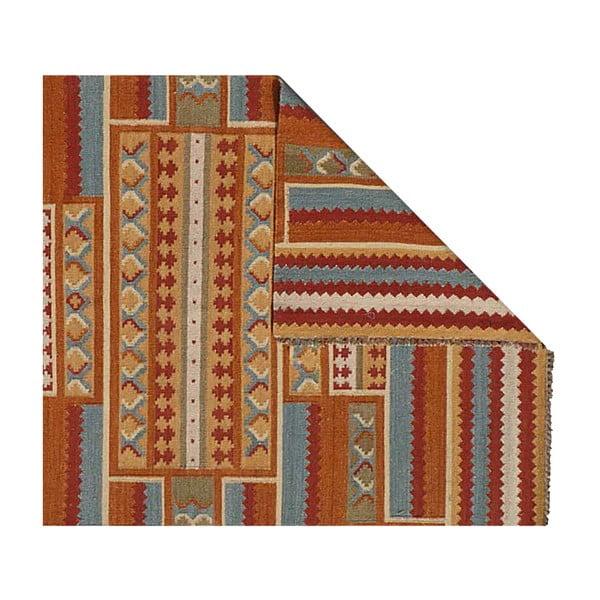 Dywan tkany ręcznie Kilim Laksha, 155x240cm