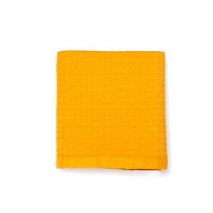 Żółta narzuta Casa Di Bassi, 150x200 cm