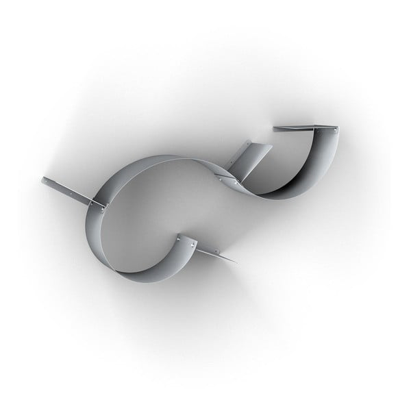 Półka Infinity, srebrna