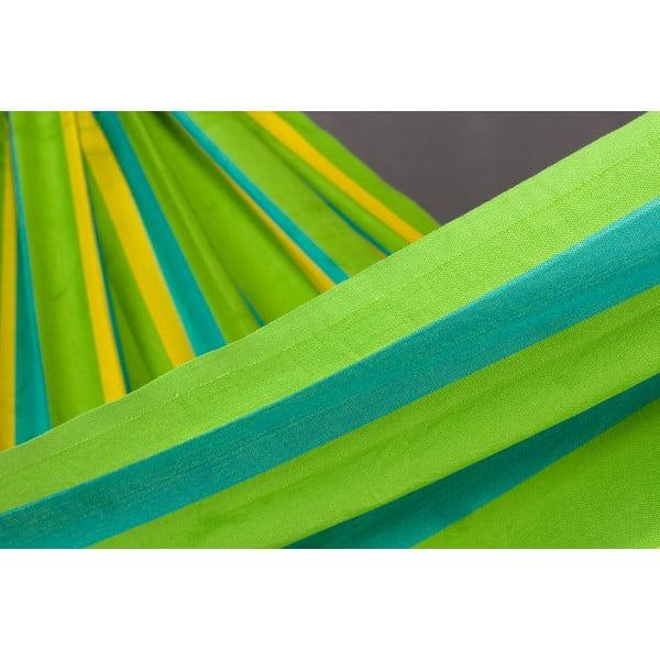 Hamak Sonrisa dwuosobowy, zielony