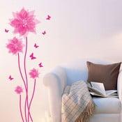 Naklejka Fanastick Flowers and Butterflies Wall