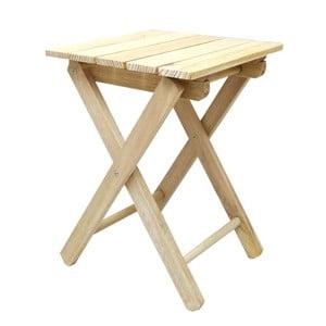 Składany stół Wood Table, 34x43 cm