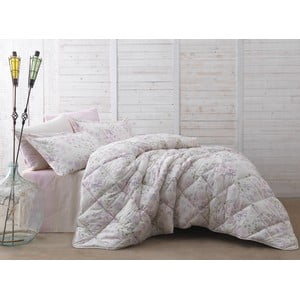 Narzuta i poszewki na poduszkę Peint, 195x215 cm
