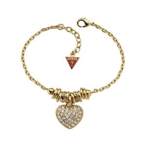 Bransoletka GUESS Gold Heart