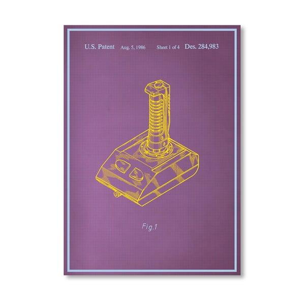 Plakat Joystick II, 30x42 cm