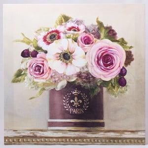 Obraz na płótnie Kwiaty w wazonie