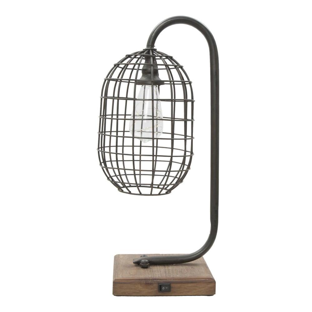 Lampa stołowa Mauro Ferretti Cage, 50 cm