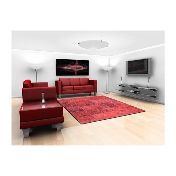 Dywan Kaldirim Red, 120x180 cm