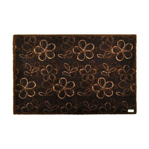 Wycieraczka Floral Brown, 50x70 cm
