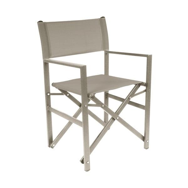 Krzesło ogrodowe składane Gesista Taupe