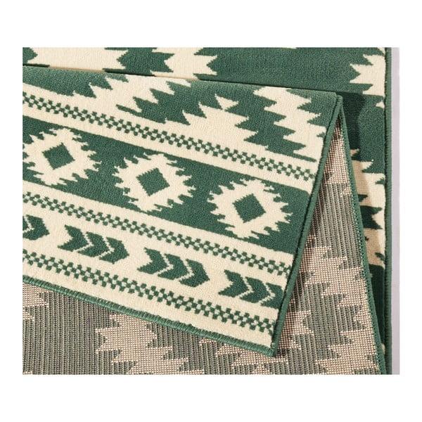 Zielony dywan Hanse Home Gloria Ethno, 120x170 cm