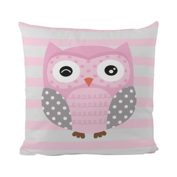 Poduszka   Dotted Owl, 50x50 cm