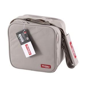 Szara torba obiadowa Bergner Cube