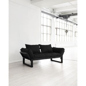 Sofa Karup Edge Black/Black