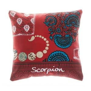 Poduszka Scorpion, 25x25 cm
