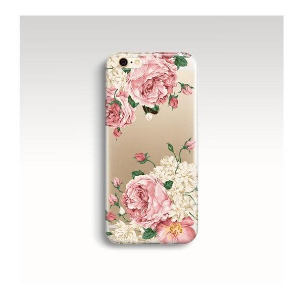 Etui na telefon Floral I na iPhone 5/5S