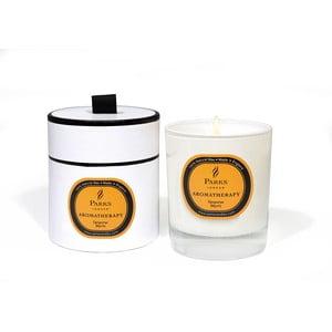 Świeczka Aromatherapy, 50 godzin palenia, zapach słodkiej żywicy