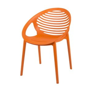 Pomarańczowe krzesło Canett Elements