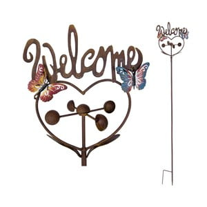 Tabliczka ogrodowa Garden Welcome, 143 cm