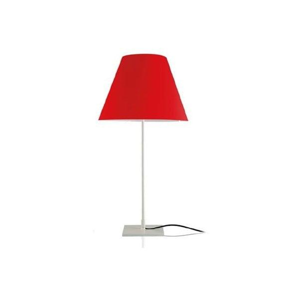Lampa stołowa Simple Metal/Red