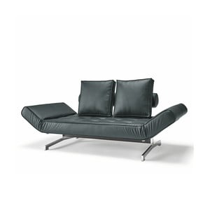 Czarna sofa regulowana Innovation Ghia