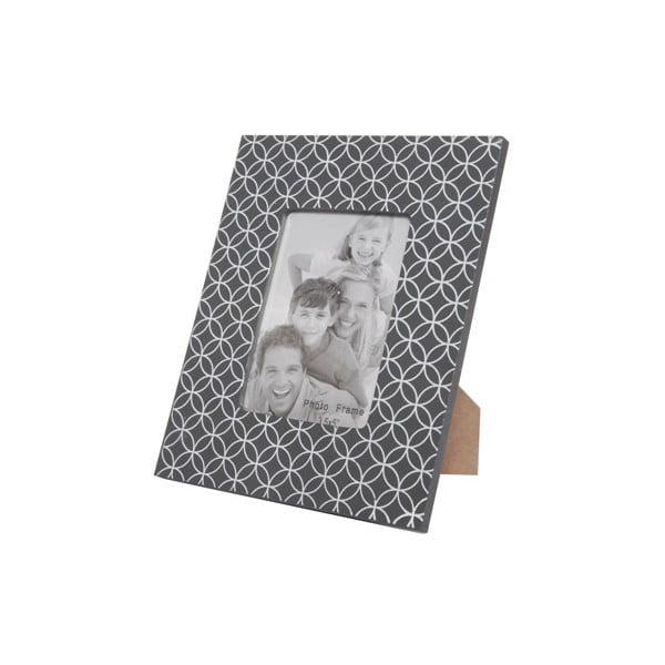 Ramka na zdjęcie Aurora Grey, 17x21 cm