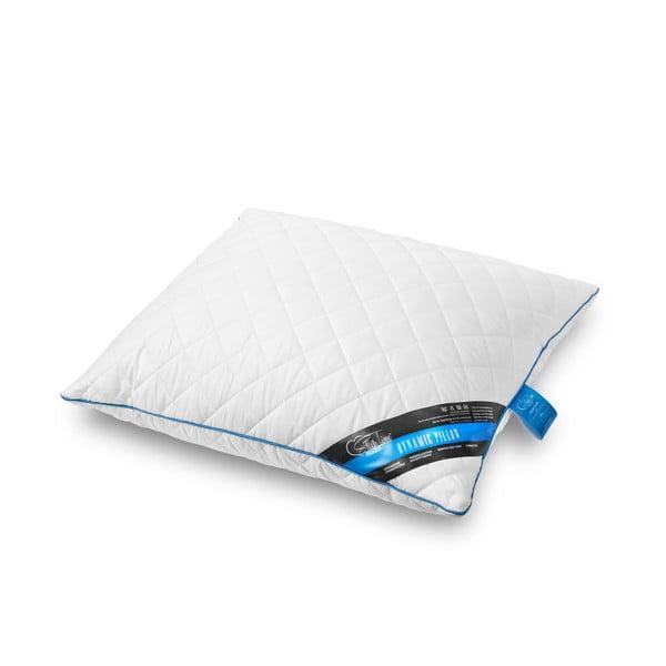 Poduszka z z wypełnieniem sprężynowym Dynamic, 60x70 cm