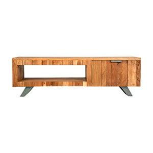 Stolik pod TV z drewna akacjowego LABEL51 Milaan