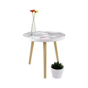Stolik Furniteam Design, ⌀ 50 cm