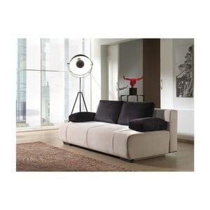Beżowa sofa rozkładana Sinkro Viktor