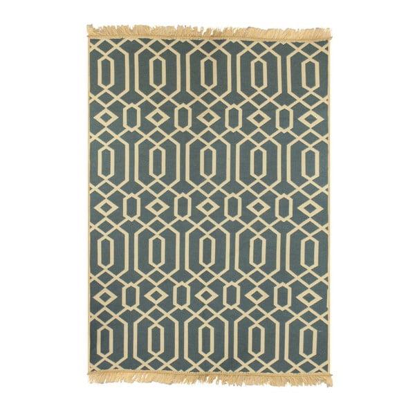 Dywan Kenar Blue, 60x90 cm